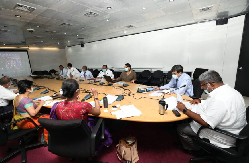 MINISTER'S MEETING